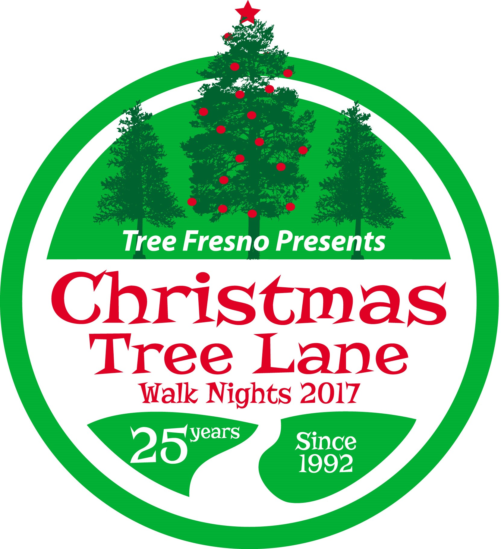 Christmas Tree Lane Fresno.Shuttle Express To Christmas Tree Lane 2017